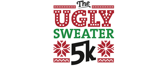 5th Annual Ugly Sweater FREE 5K – Saturday, December 21st