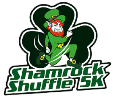 Shamrock Shuffle FREE 5K Fun Run – March 12, 2016