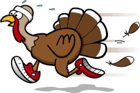 turkey-trot