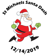 St. Michaels Santa Dash – Dec. 14